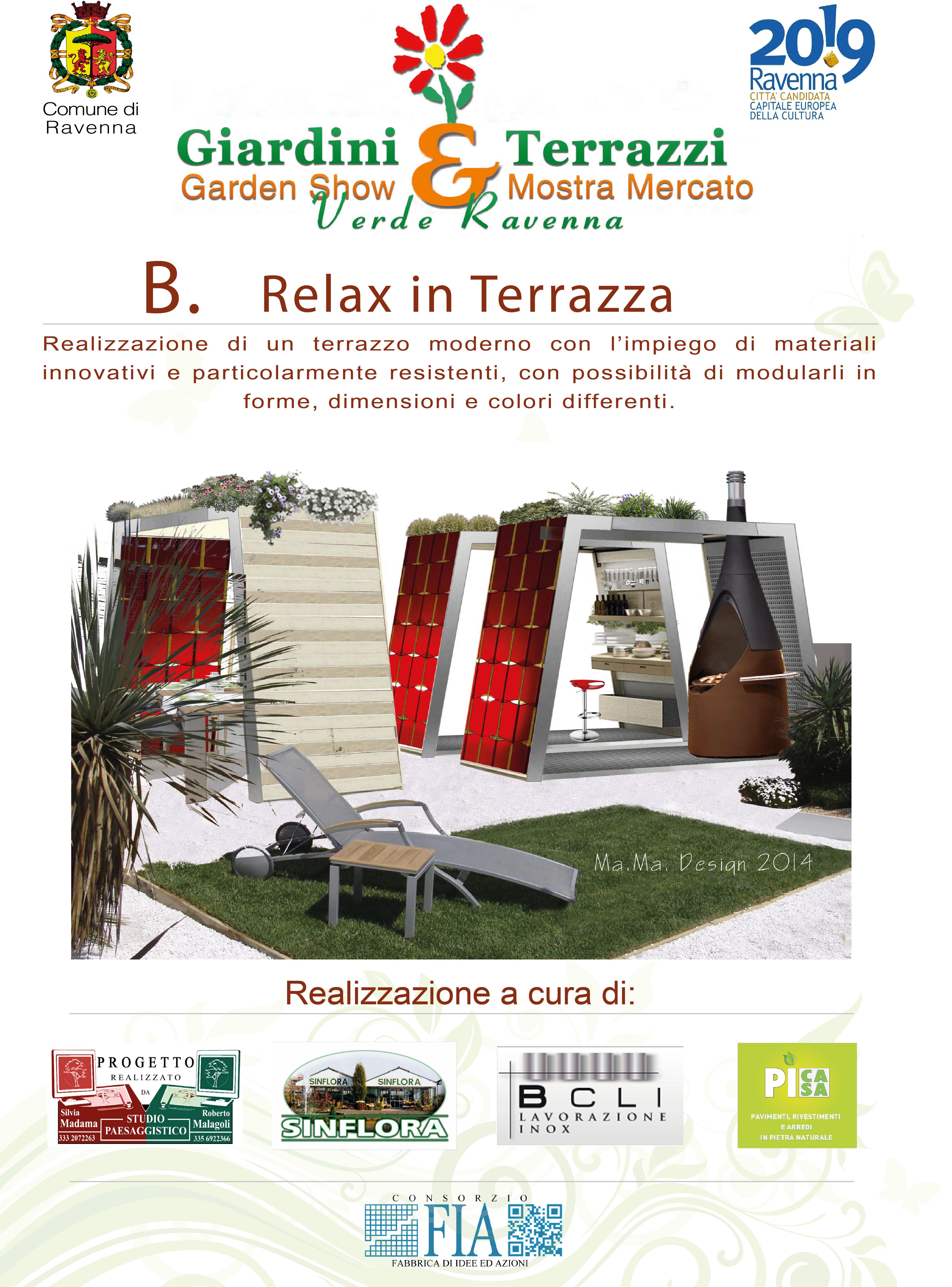 progetti.ravenna | giardini & terrazzi - Giardini E Terrazzi Garden Show Mostra Mercato