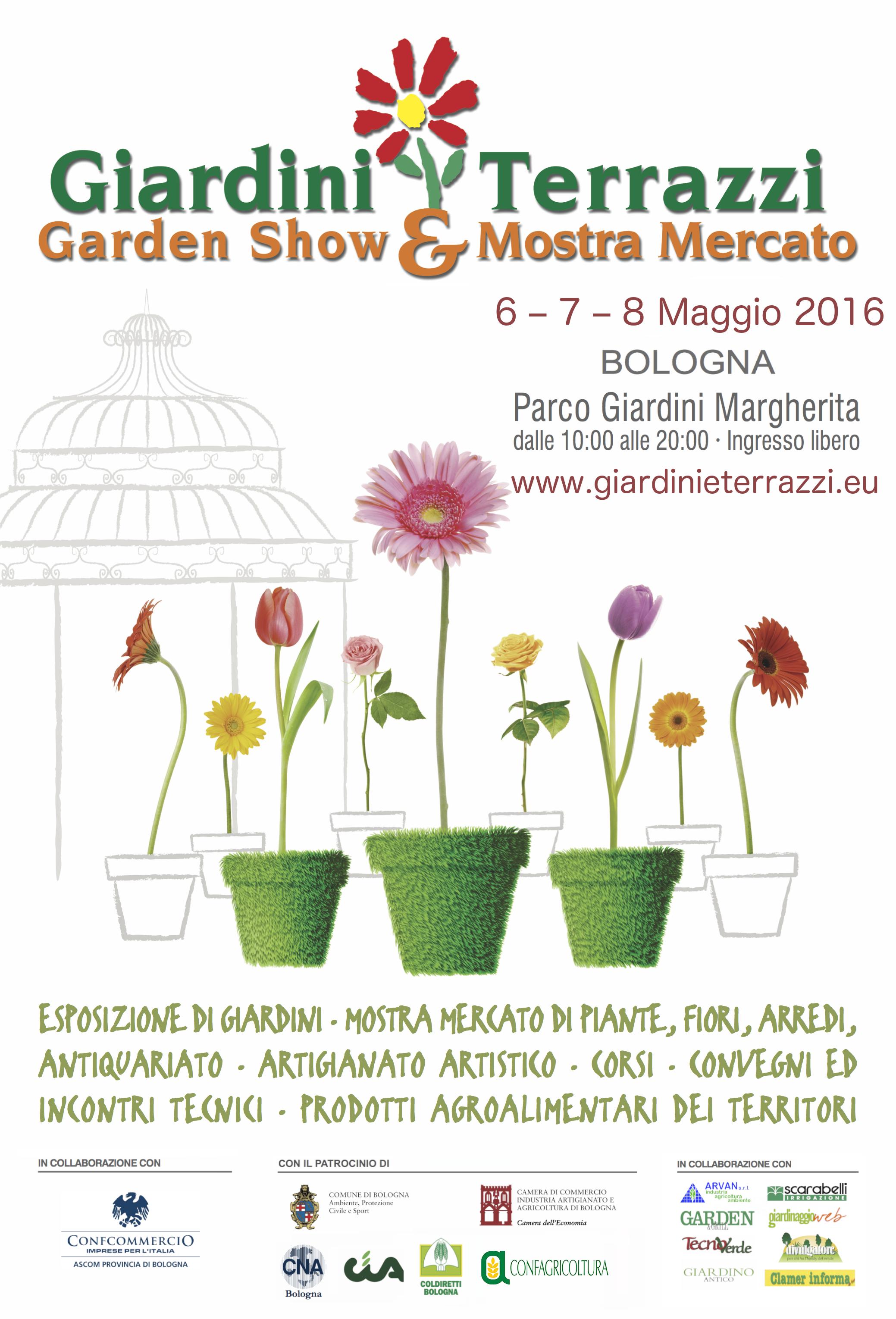 bologna2016 | Giardini & Terrazzi