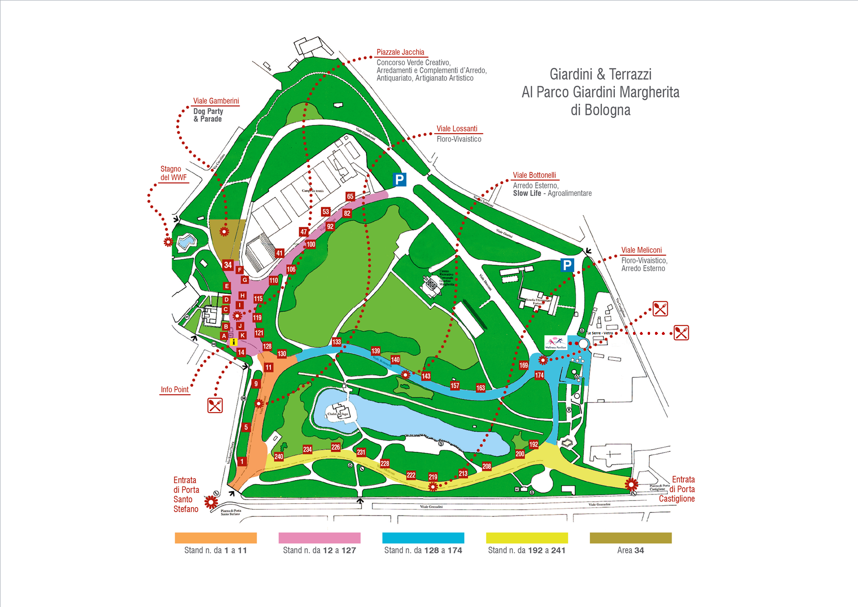 Giardini e terrazzi bologna for Terrazze e giardini bologna 2016